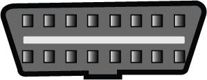 OBD-II — общепринятый аппаратный интерфейс